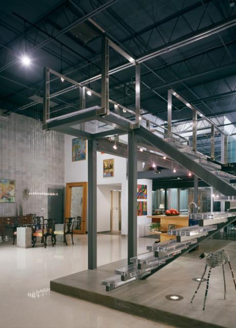 Studio Mm Architect 209 N 12th St Loft Modern Architect