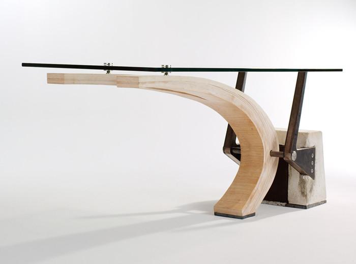 Studio MM Contemporary Furniture Design etcetera  : desk1 700x520 from maricamckeel.com size 700 x 520 jpeg 61kB