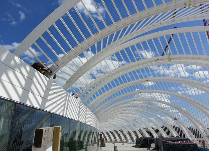 Florida Polytechnic University - designed by Santiago Calatrava