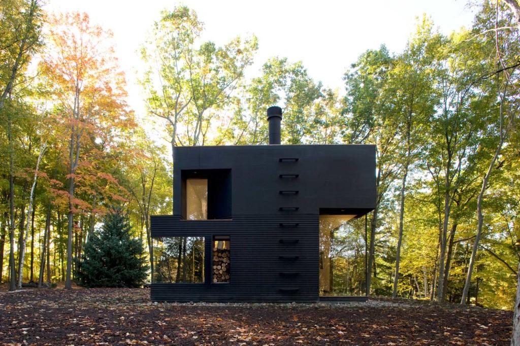 Residential Architecture: Design Details | Cooper Joseph Studio: Writer's Studio