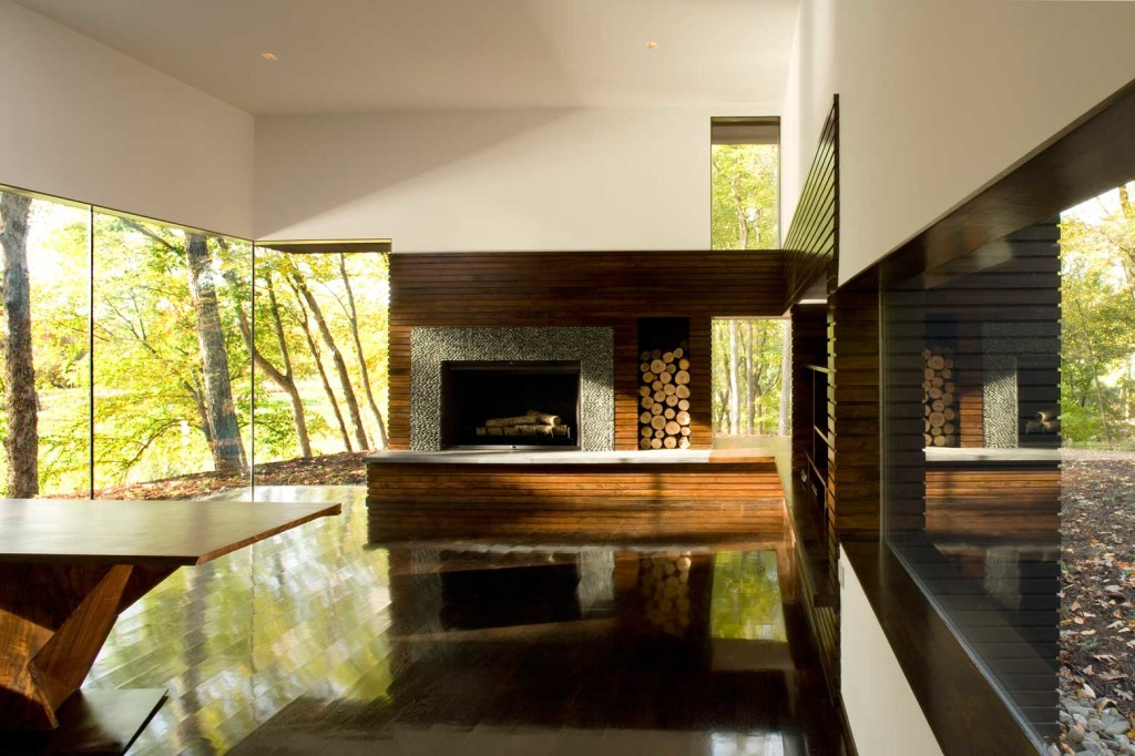 Residential Architecture: Design is in the Details | Cooper Joseph Studio: Writer's Studio