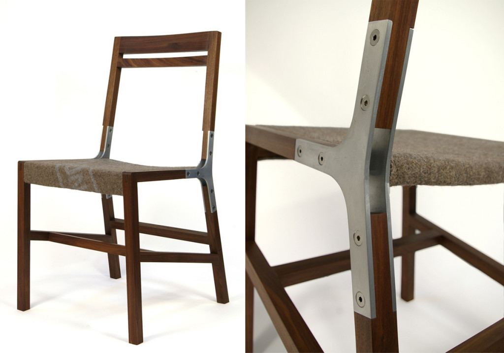 From Furniture to Architecture: Design Details - 1.2 Chair designed by Darin Montgomery and Trey Jones