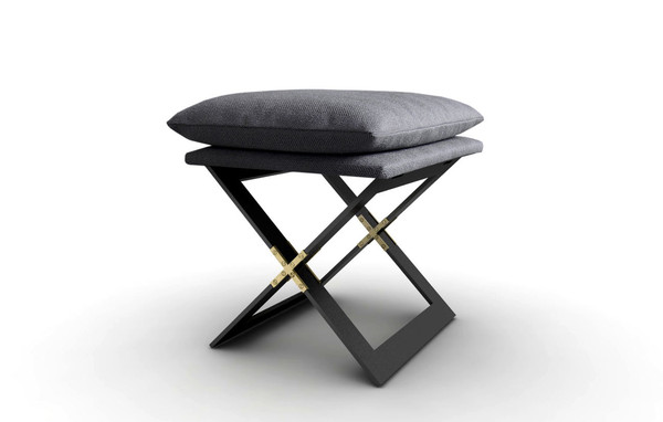 Design is in the Details: From Furniture to Architecture - Marx Stool by Gabriel Scott