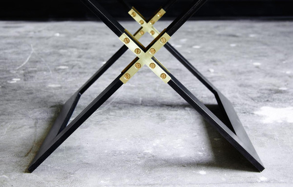 Marx Bench by Gabriel Scott - Design is in the Details: From Furniture to Architecture