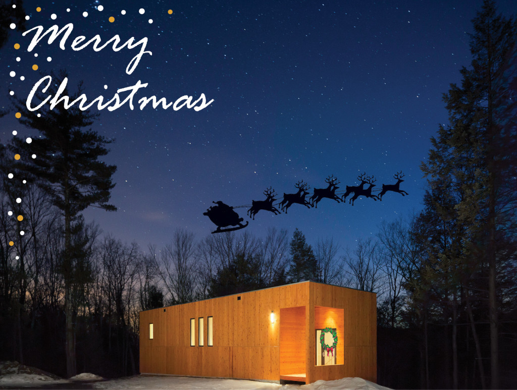 Merry Christmas from Studio MM, Architect