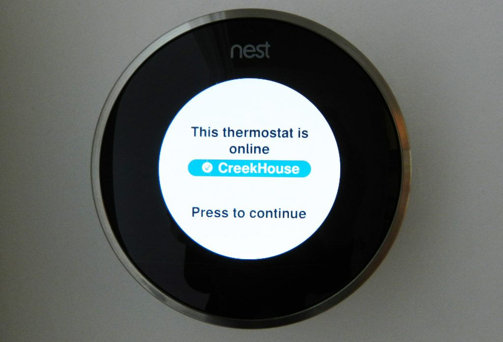 Smart AND Sexy Gadgets for the Home: Nest Learning Thermostat