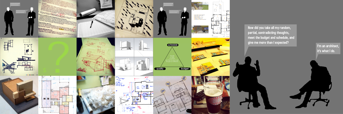 What an Architect Does from Architect's Trace