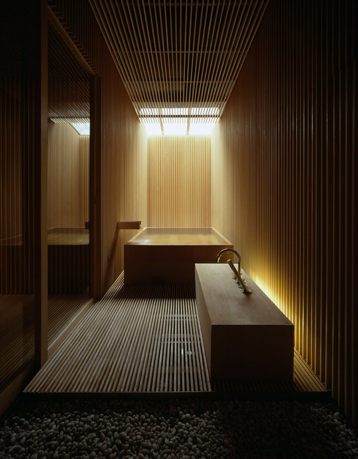 6 Sensational Soaking Tubs - residential #architecture post by Studio MM