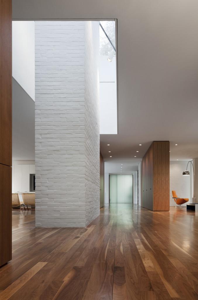 Contemporary Home Design: Skylights