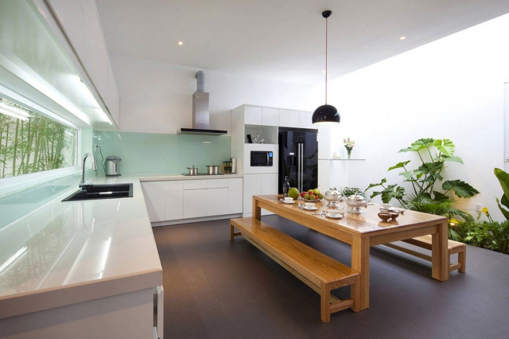 White Kitchens, Contemporary Design