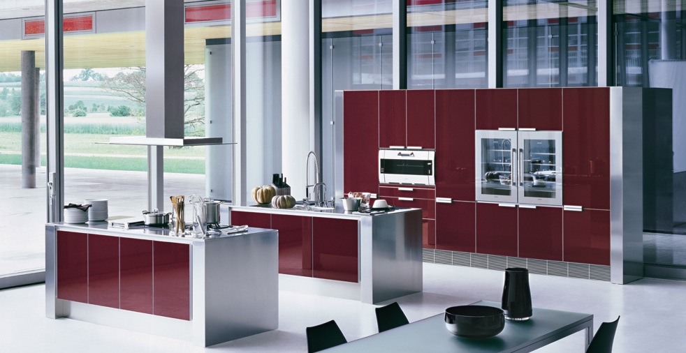 Modern Kitchen design by Poggenpohl