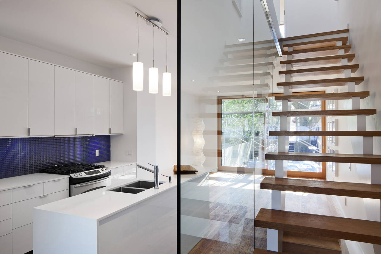Contemporary Kitchen Design: Kitchens with a Pop of Color - Studio ...