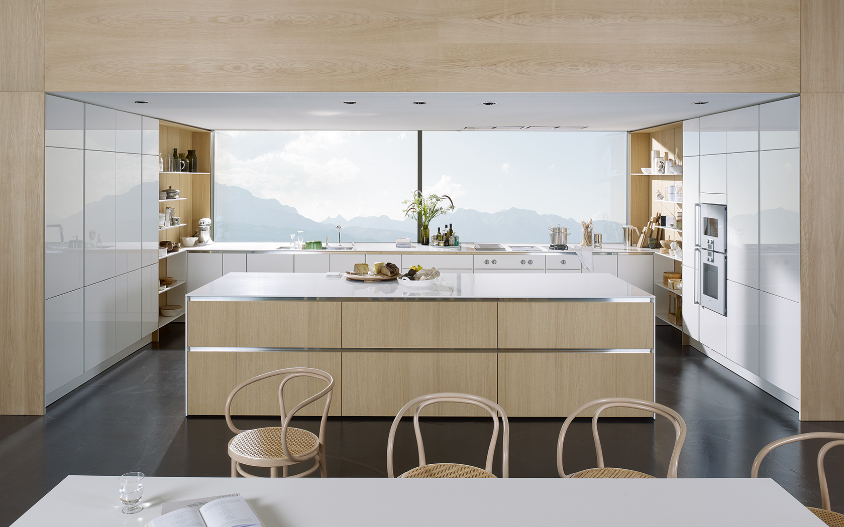 Design is in the details modern kitchen design studio for Siematic kitchen design