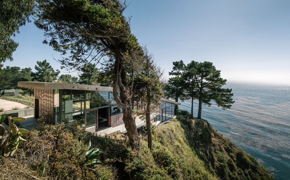Buck Creek in Big Sur by Anne Fougeron - Women in Architecture
