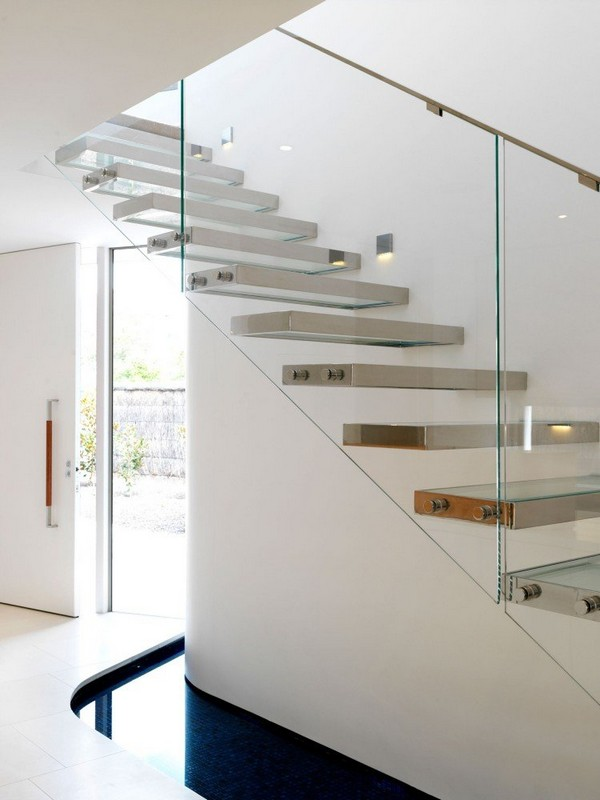 Design is in the details 10 cantilevered stair designs - Stairs design inside house ...