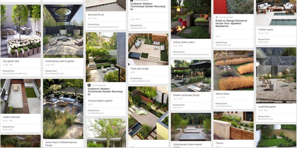 Modern Garden Design Inspirations