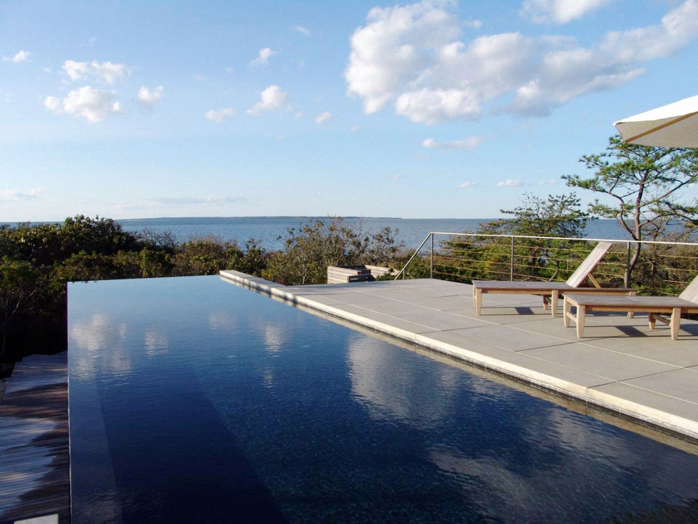 Stelle Architects, Bay Residence - Contemporary Pool Design Ideas