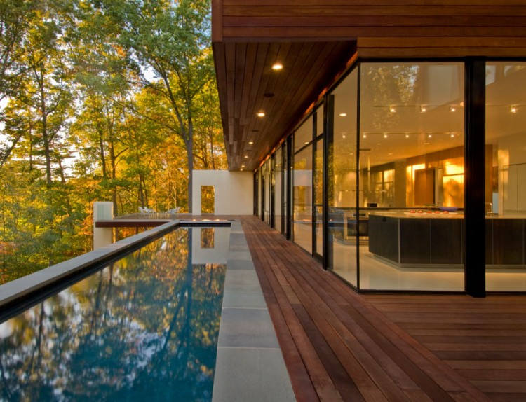 Wissioming Residence - Contemporary Pool Design Inspiration