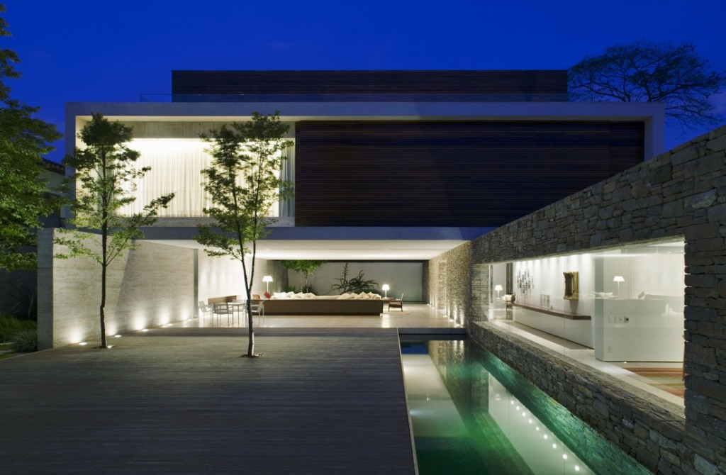 Modern Pool Design - Home Design Inspiration