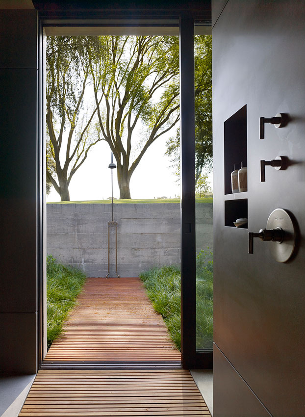Modern Outdoor Shower Design ideas