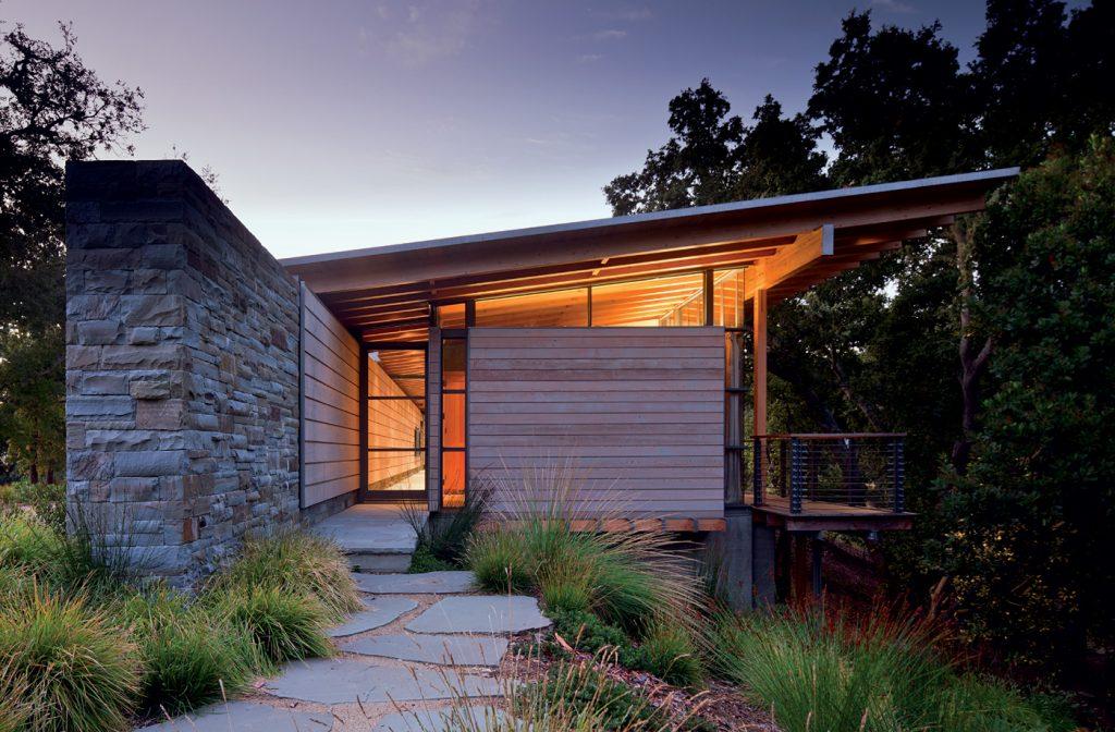 Modern Design Inspiration: Simple Shed Roof