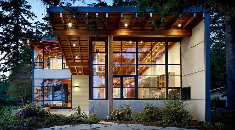 Modern Design Inspiration: Shed Roof
