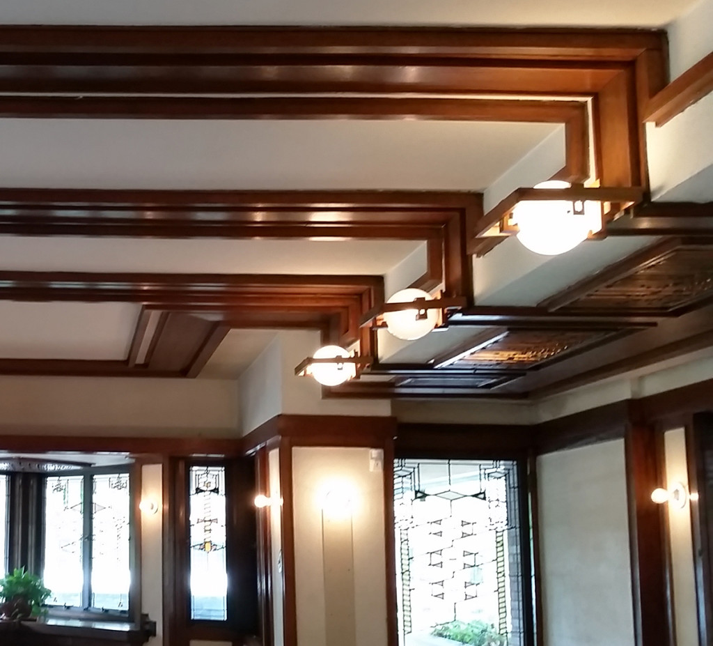 Design is in the Details: Frank Lloyd Wright's Robie House