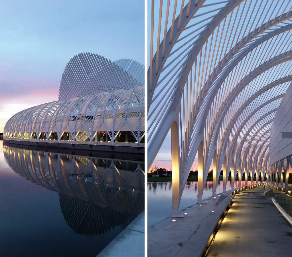 Calatrava and #ArchiTalks - THIS is Exciting!