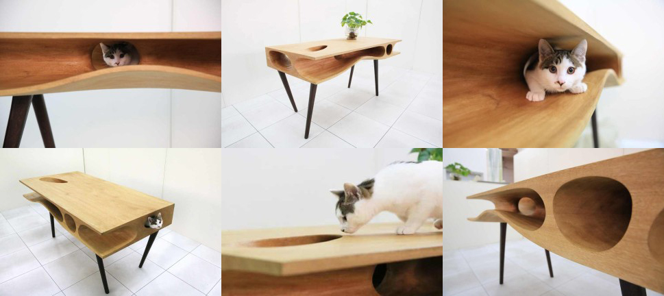 Modern Design Ideas for our Furry Friends - Studio MM Architect