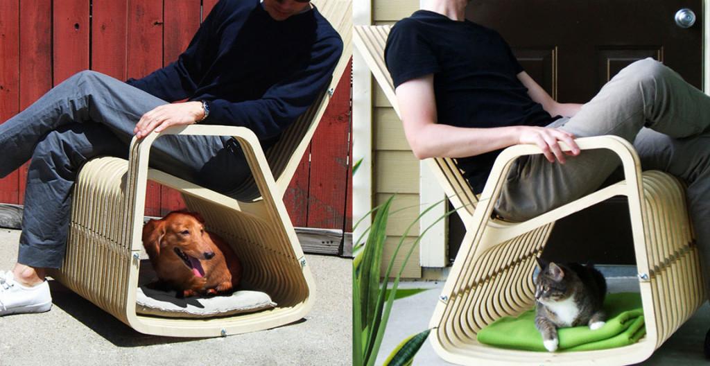 Modern Furniture Design for Pets