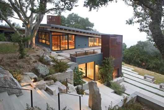 Design Inspiration: Modern Exterior Entry