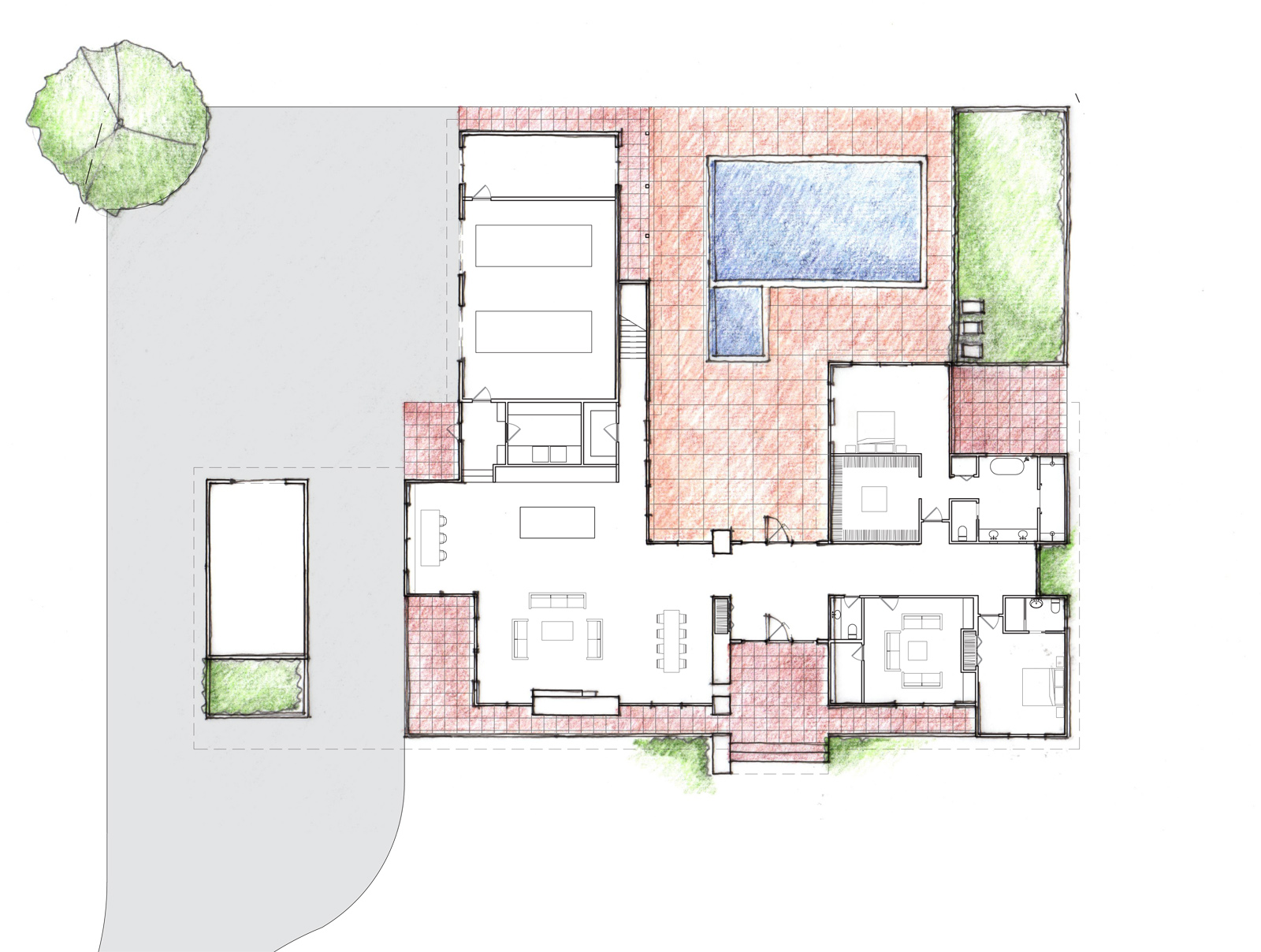 What to Expect from Your Architect: Schematic Design from Studio MM