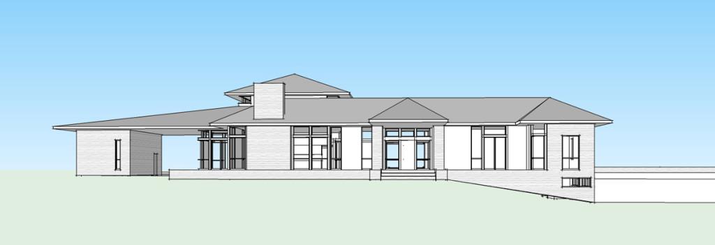018House Schematic Design Phase