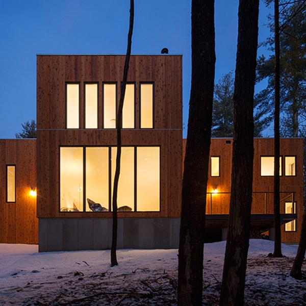 Celebrating Architecture: Creek House by Studio MM