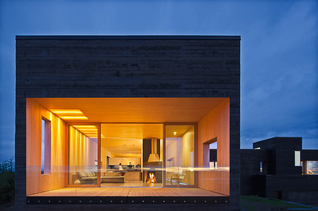 House for a Musher by Mayer Sattler-Smith Architects
