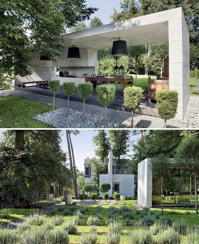 Modern Residential Design: Landscapes and Gardens