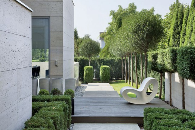 Modern Residential Inspiration: Garden Design and Landscapes