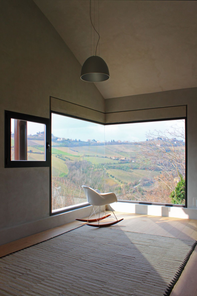 Residential design inspiration modern picture window for Pop up window design inspiration