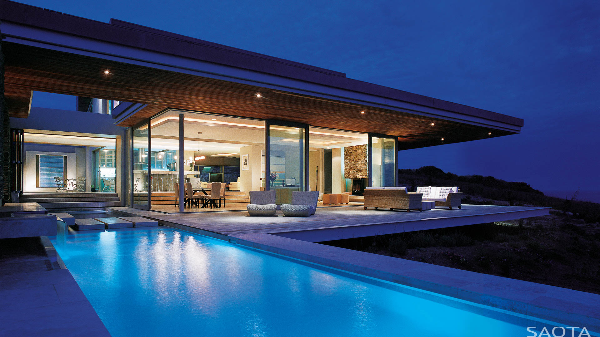 Celebrating summer modern pool design inspiration for Pool design website