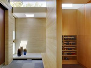 Residential Design Inspiration: Modern Genkan (entryway)