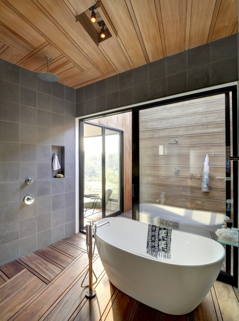 Modern Bathroom - Mothersill Residence by Bates Masi