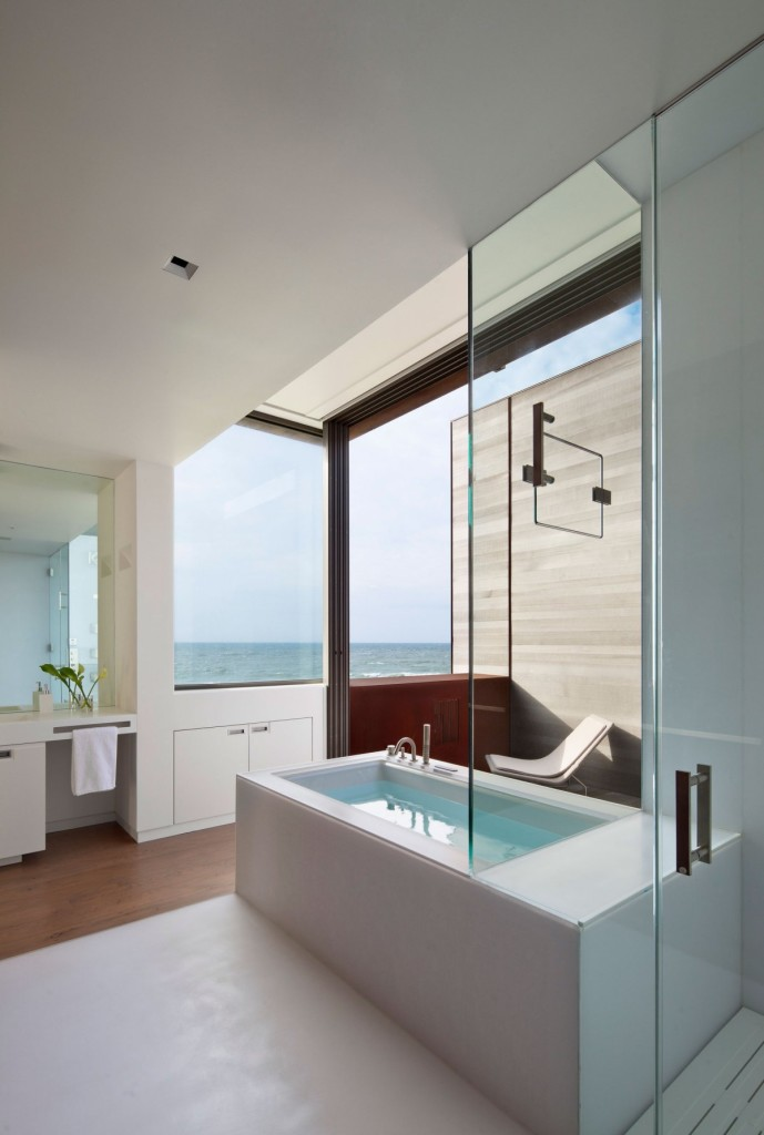 Modern Bathroom - Residential Design Inpiration