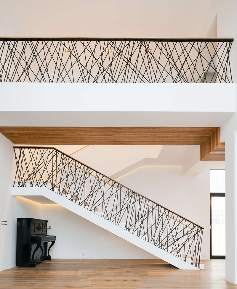 Modern Railings, Guardrail Designs