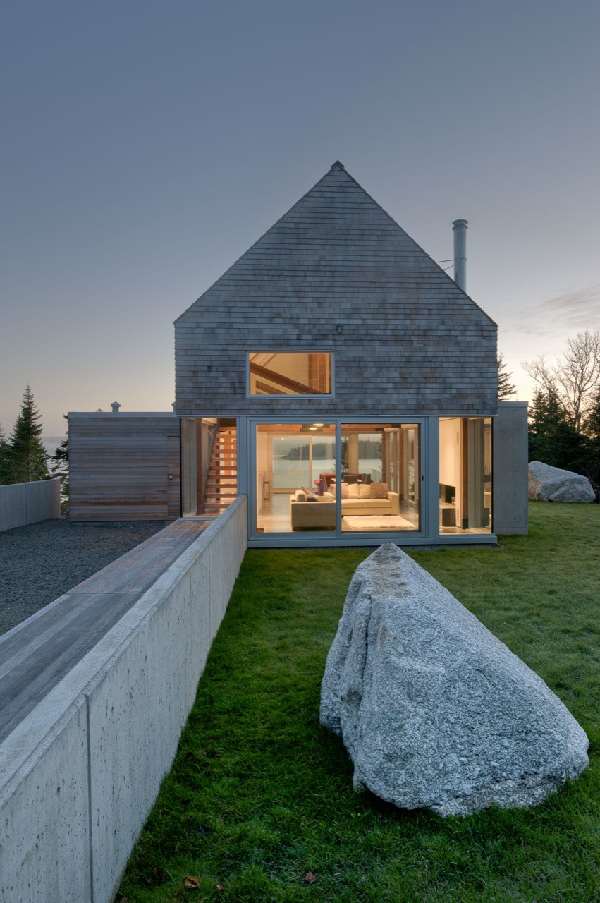 Modern Residential Architecture Inspiration View Through