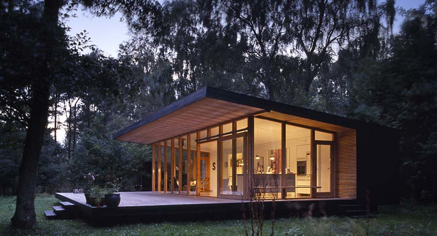 design inspiration modern cabin love studio mm architect - Modern Cabin Design