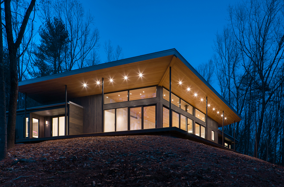 Modern Architect Hudson Valley