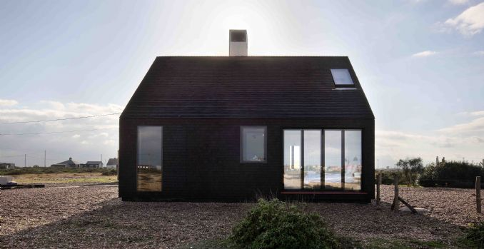 Modern Design Inspiration: Black Houses - Studio MM Architect