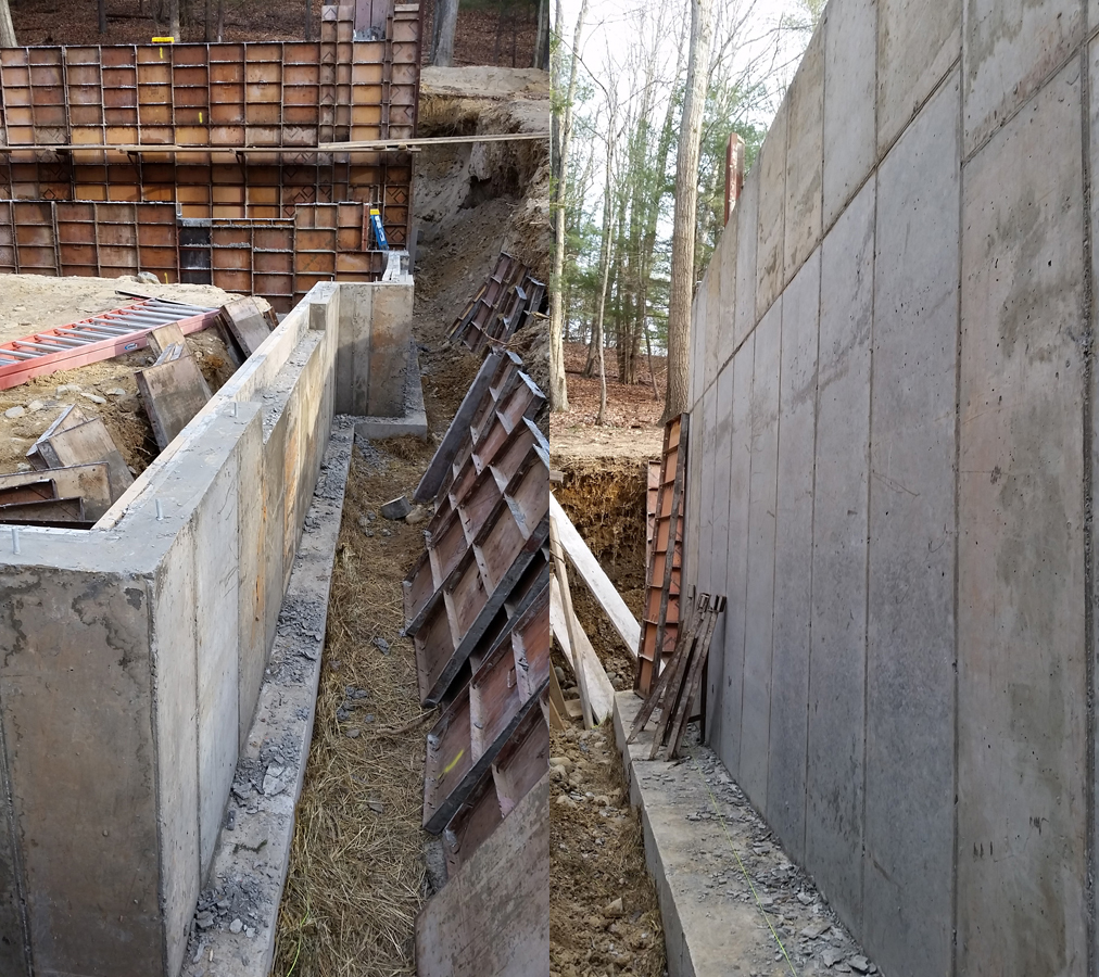 Modern Home Construction Update Tinkerbox Studio Mm