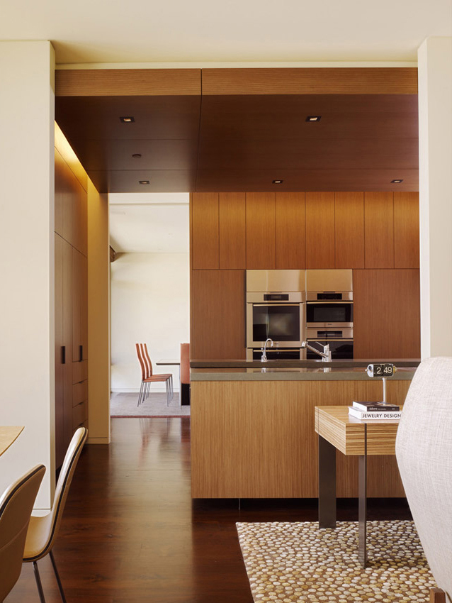 Modern Residential Architecture : Wood Kitchen Design Part 97