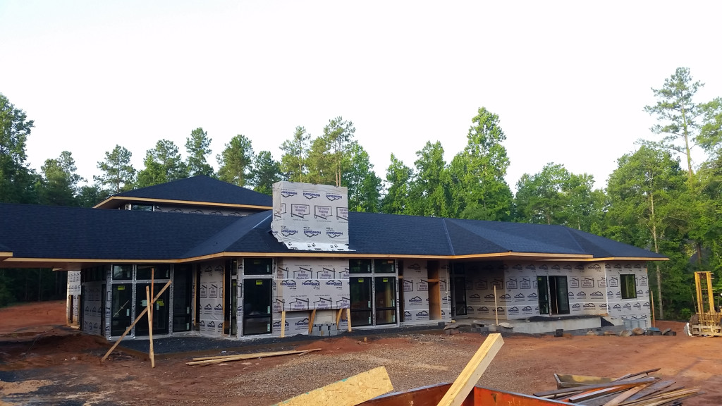 Contemporary Residence - New Construction Lake Wylie,